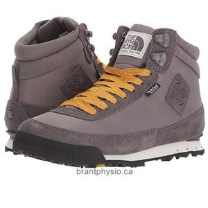 North Face Back to Berkeley hiking boots/shoes.
